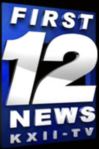 KXII - Former KXII logo, used from 2006 until November 2012.