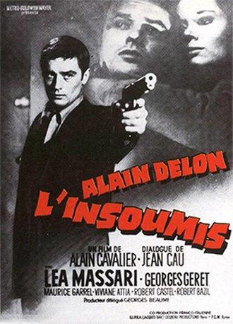 The Unvanquished (film) - Film poster