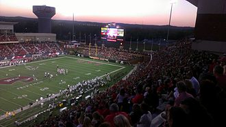Houchens Industries–L. T. Smith Stadium - Image: L.T. Smith Stadium