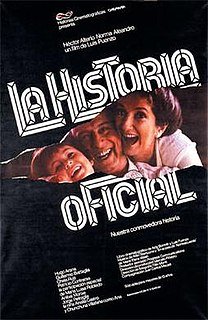 1985 film by Luis Puenzo