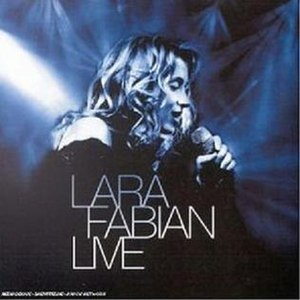 Live 2002 (Lara Fabian album) - Image: Lara Fabian Live 2002 CD Cover
