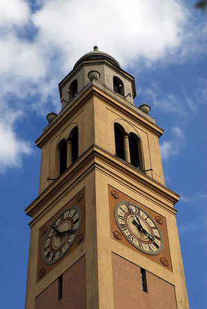 Louisiana State University - Louisiana State University Memorial Tower