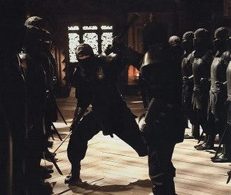 League of Assassins - The League of Shadows in the film Batman Begins.