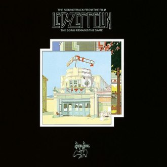 The Song Remains the Same (album) - Image: Led Zeppelin The Song Remains the Same