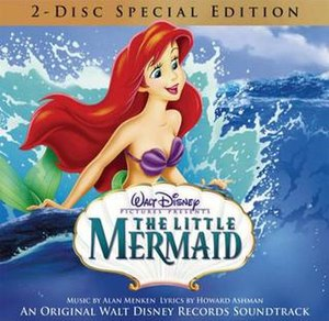 The Little Mermaid (soundtrack) - Image: Little mermaid soundtrack cover 2006