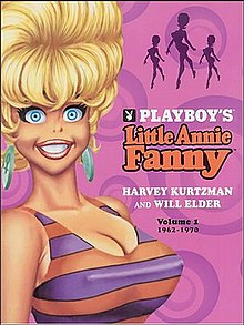 Book cover showing Annie's face, smiling broadly