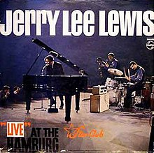 Jerry Lee Lewis - Live at the Star Club