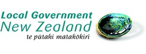 Local Government New Zealand - Logo of Local Government New Zealand.