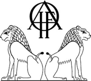 Institut Français d'Archéologie Orientale - Image: Logo IFAO