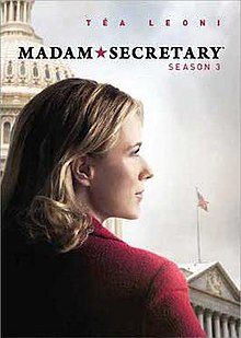 Madam Secretary Season 3 Wikipedia