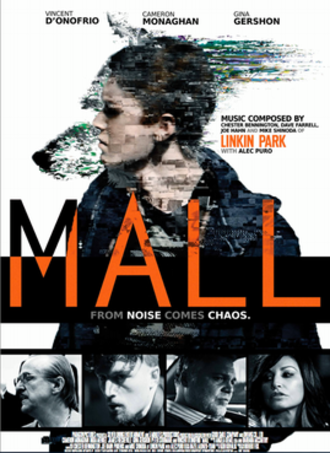 Mall (film) - Theatrical release poster
