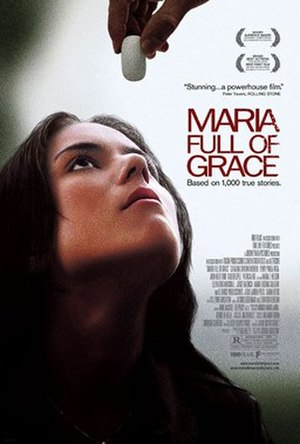 Maria Full of Grace - Theatrical release poster