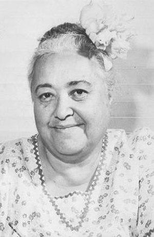 Mary Kawena Pukui - Image: Mary Kawena Pukui