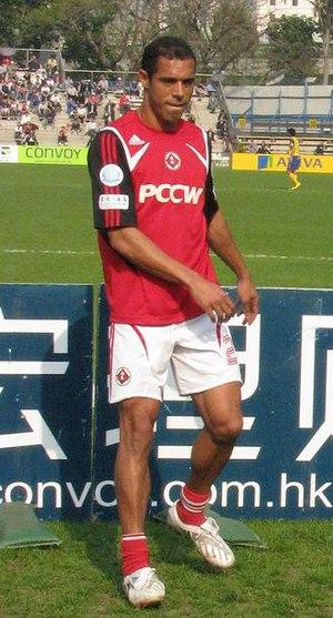 Maxwell Santos Silva - Image: Maxwell (footballer)