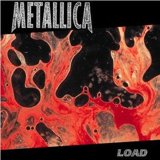 Load (album) - Image: Metallica Load cover