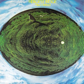 Hergest Ridge (album) - Image: Mike oldfield hergest ridge album cover