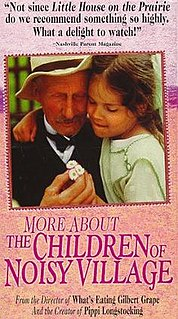 <i>More About the Children of Noisy Village</i> 1987 Swedish film directed by Lasse Hallström