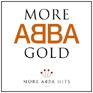 More ABBA Gold: More ABBA Hits - Image: More ABBA Gold cover