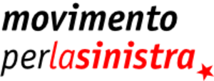 Movement for the Left - Image: Movimento per la Sinistra (logo)