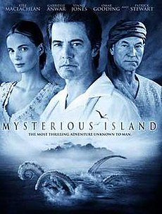 Mysterious Island tamil