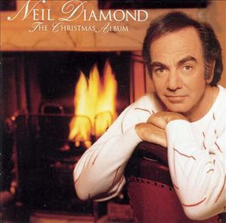The Christmas Album (Neil Diamond album) - Image: Neil Diamond The Christmas Album