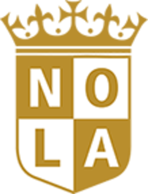 New Orleans Gold - Image: New Orleans Gold Rugby Club logo