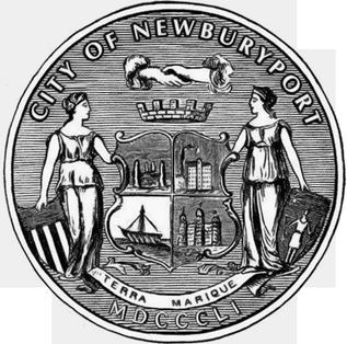 Official seal of Newburyport, Massachusetts