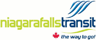 Niagara Falls Transit - Image: Niagara Falls Transit logo