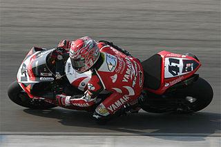 Noriyuki Haga Japanese motorcycle racer