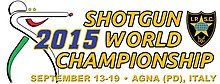 Official logo of the 2015 IPSC Shotgun World Shoot.jpg