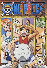 List Of One Piece Episodes Season 2