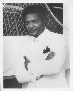 Onzy Matthews American jazz musician