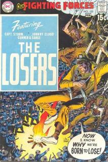 comic book by Robert Kanigher