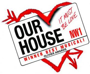 Image result for our house logo