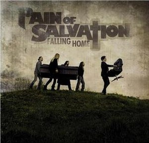 Falling Home (Pain of Salvation album) - Image: Pain Of Salvation Falling Home Album Art