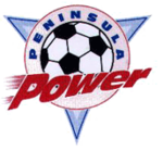 Peninsula Power Football Club emblem