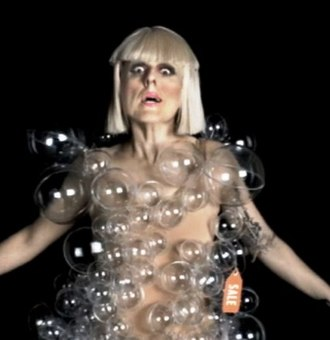 Perform This Way - Image: Perform This Way Bubble Dress