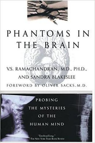 Phantoms in the Brain - Image: Phantoms in the Brain cover