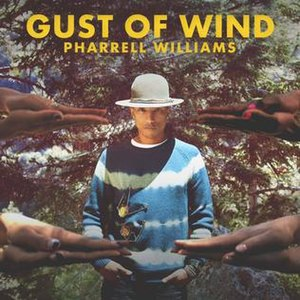 Gust of Wind - Image: Pharrell Williams Gust of Wind official