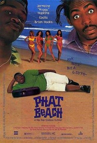Phat Beach - Image: Phat Beach DVD