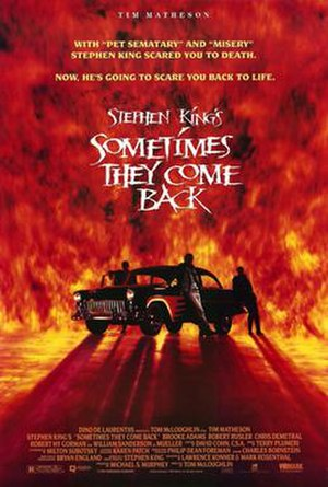 Sometimes They Come Back (film) - Image: Poster of the movie Sometimes They Come Back