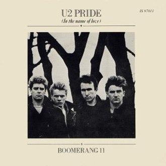 Pride (In the Name of Love) - Image: Pride (In the Name of Love) (U2 single) coverart