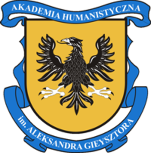 Pułtusk Academy of Humanities - Image: Pultusk Academy of Humanities (logo)