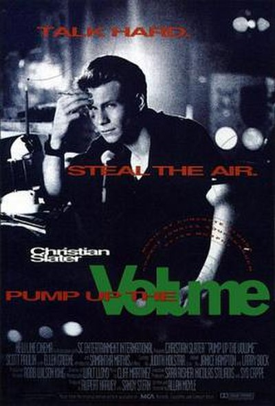 Picture of a movie: Pump Up The Volume