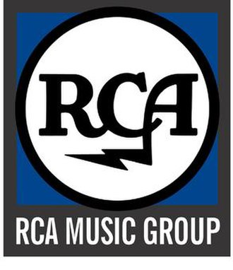 RCA/Jive Label Group - Image: RCA Music Group Logo