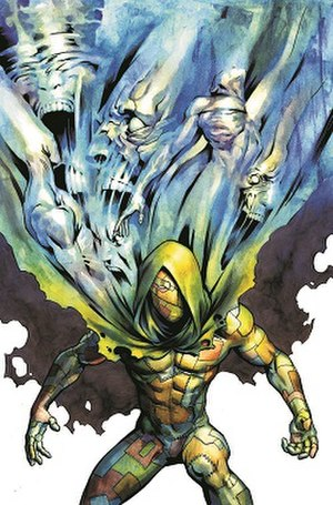 Ragman (comics) - Image: Ragman (DC Comics character)