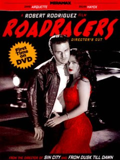 <i>Roadracers</i> 1994 television film directed by Robert Rodriguez