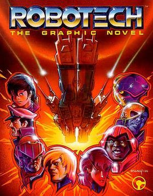 Robotech (comics) - Robotech: The Graphic Novel