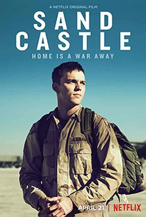 Sand Castle (film) - Official poster