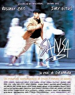 <i>Sansa</i> (film) 2003 directed by Siegfried